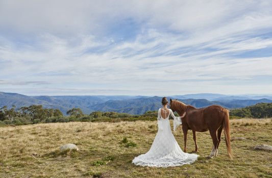 Grace Loves Lace 'Untamed Romance' Wedding Dress Collection