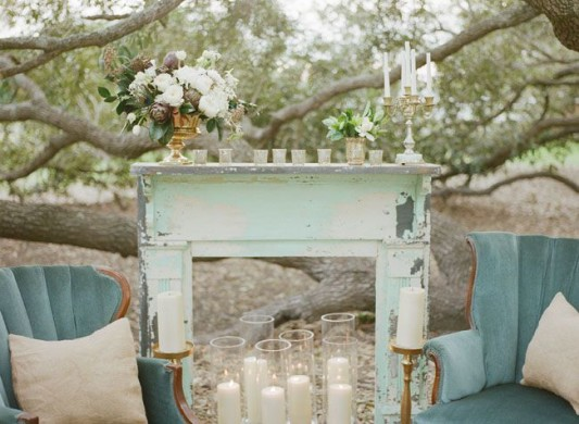 Fireplaceweddinginspiration15