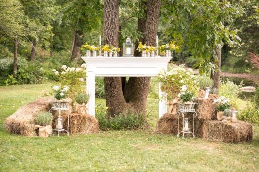 Fireplaceweddinginspiration16