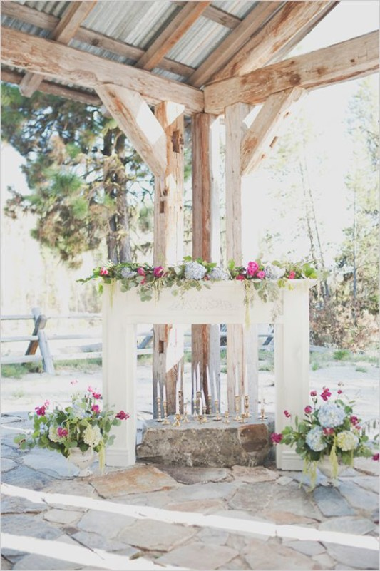 Fireplaceweddinginspiration21