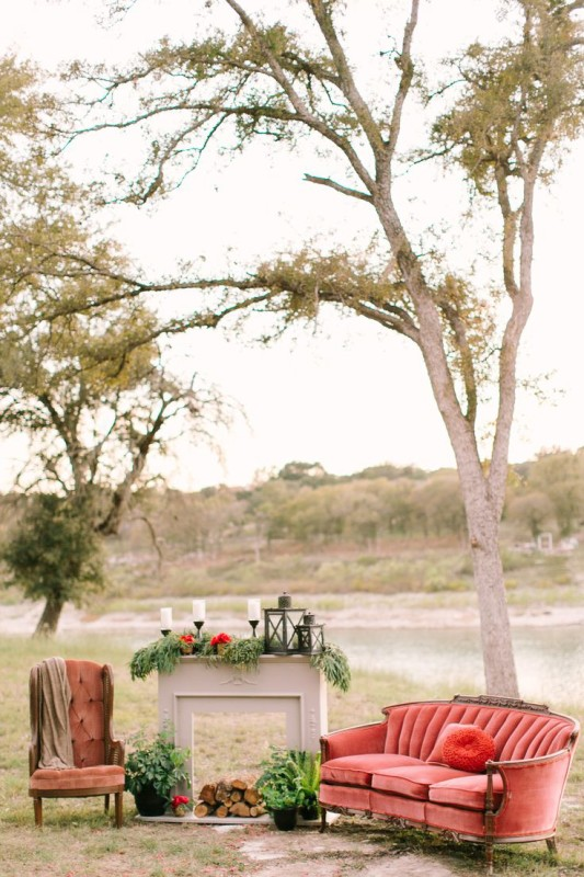 Fireplaceweddinginspiration34