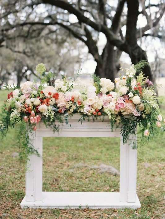 Fireplaceweddinginspiration40