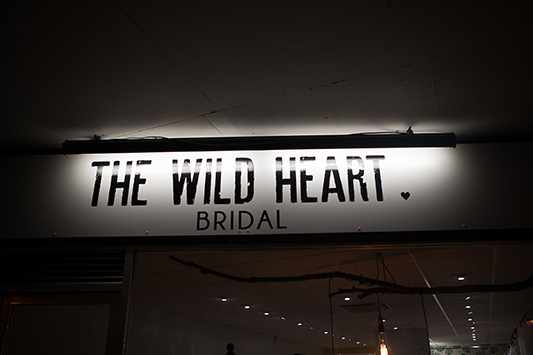 Wild Heart Bridal CGP-23