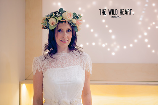 Festival Brides Love: The Wild Heart Bridal Boutique