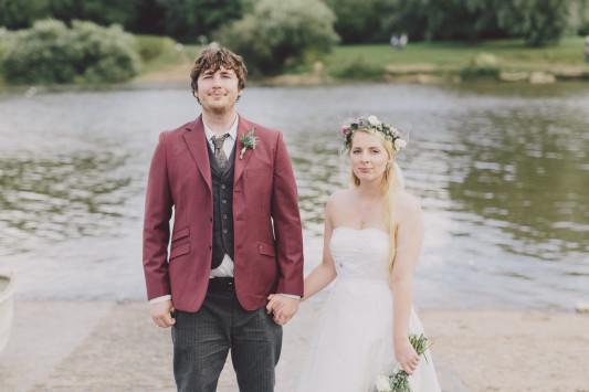 Flo + Ollie Tewkesbury Festival Wedding Scuffins Photography 081