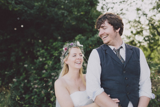 Flo and Ollie's Festival Style Wedding in a Country Pub….