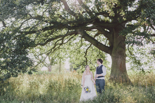 Flo + Ollie Tewkesbury Festival Wedding Scuffins Photography 112