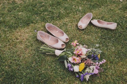 Flo + Ollie Tewkesbury Festival Wedding Scuffins Photography 120