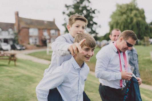 Flo + Ollie Tewkesbury Festival Wedding Scuffins Photography 124
