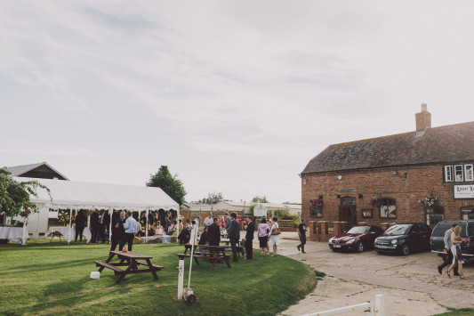 Flo + Ollie Tewkesbury Festival Wedding Scuffins Photography 129