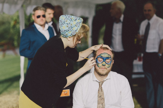 Flo + Ollie Tewkesbury Festival Wedding Scuffins Photography 130