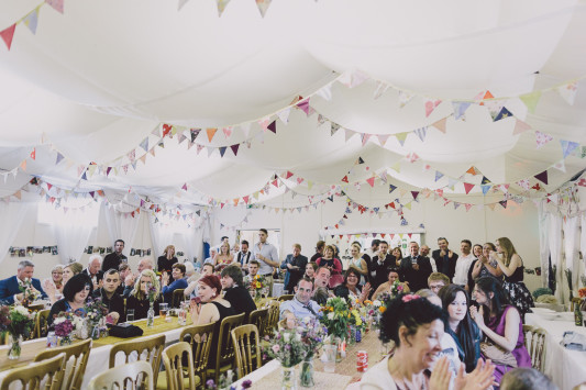 Flo + Ollie Tewkesbury Festival Wedding Scuffins Photography 138