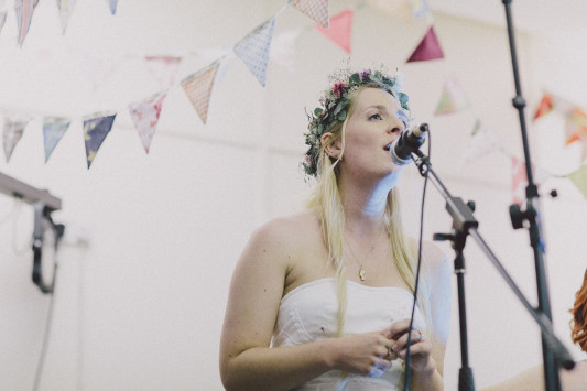 Flo + Ollie Tewkesbury Festival Wedding Scuffins Photography 139