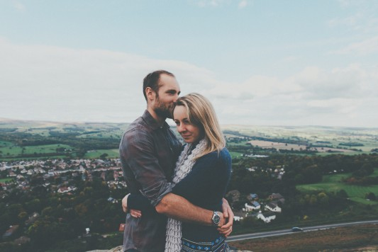 Rachel & Mark's Ilkley Engagement Shoot By Shutter Go Click Photography-25