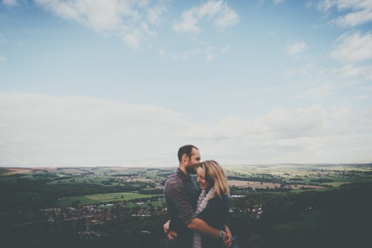 Rachel & Mark's Ilkley Engagement Shoot By Shutter Go Click Photography-27