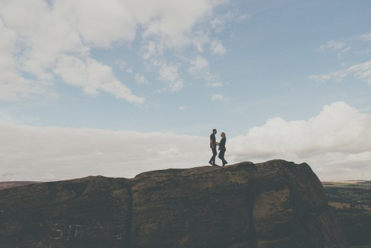 Rachel & Mark's Ilkley Engagement Shoot By Shutter Go Click Photography-30