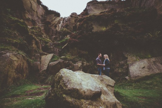 Rachel & Mark's Ilkley Engagement Shoot By Shutter Go Click Photography-9