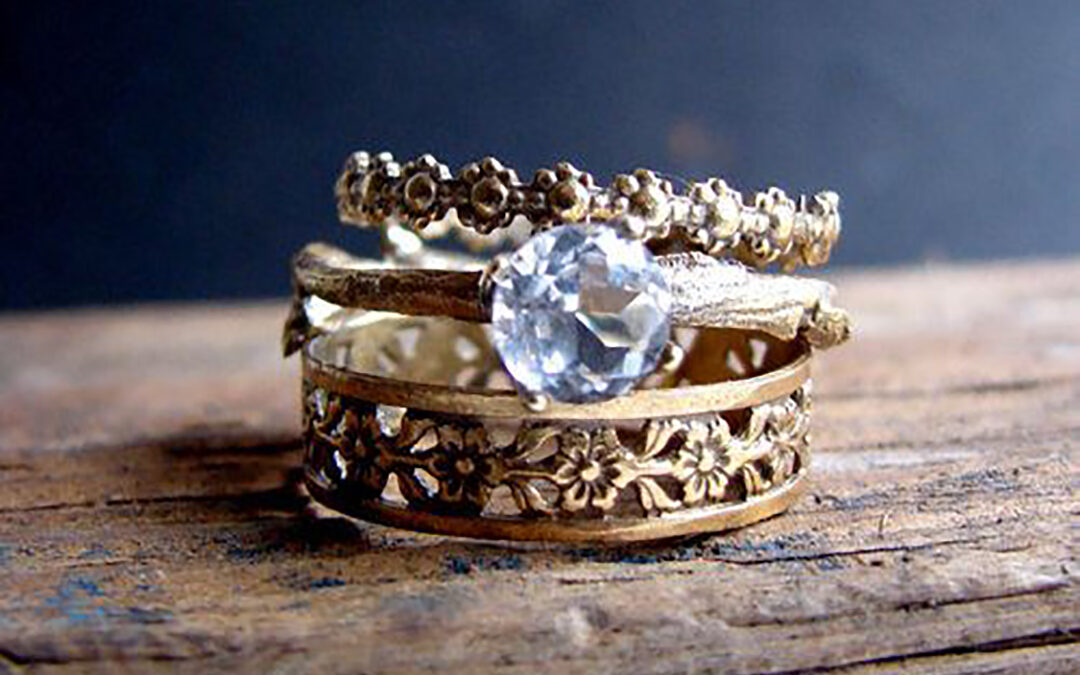 Kickass Wedding Bands You'll Never Wanna Take Off!