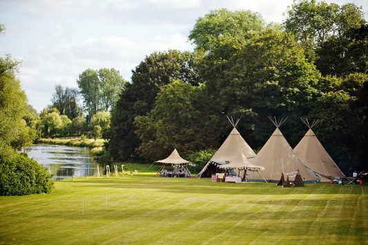 Festival Brides Love: Beautiful World Tents