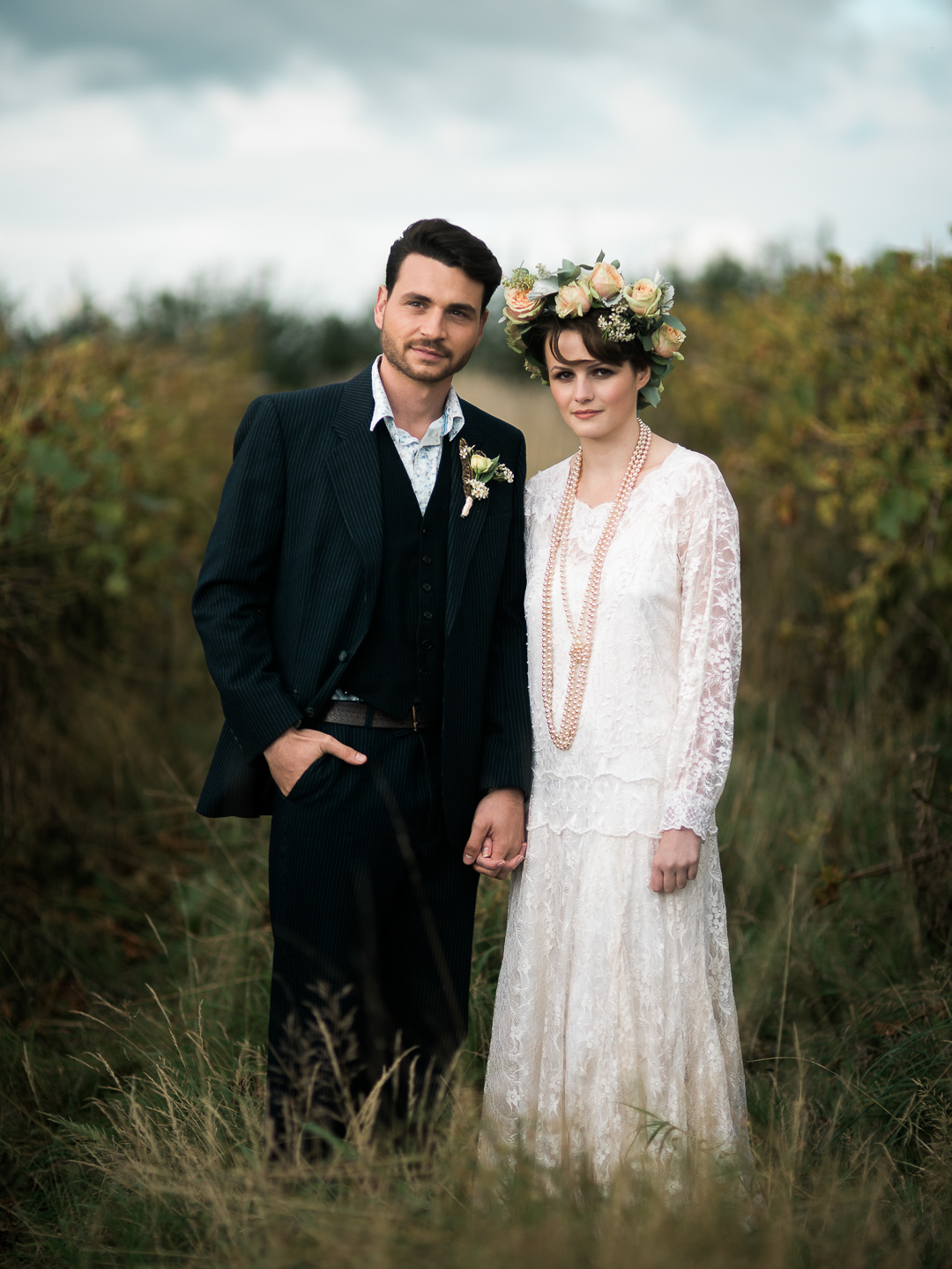 Festival Brides John Barwood Photography Styled Shoot22