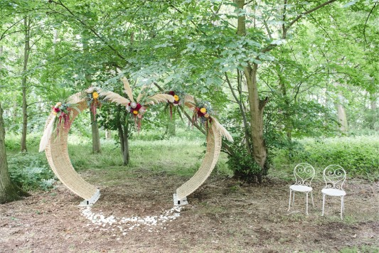 WildWood-Bluebell-Ceremony-Arch