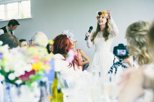 173-Wedding Breakfast - Sarah Speech