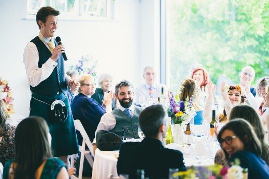 186-Wedding Breakfast - bestman speech