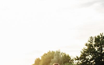 Anna and Kirill's Golden Hour Engagement Shoot….