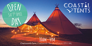 Coastal Tents SB OPEN DAY