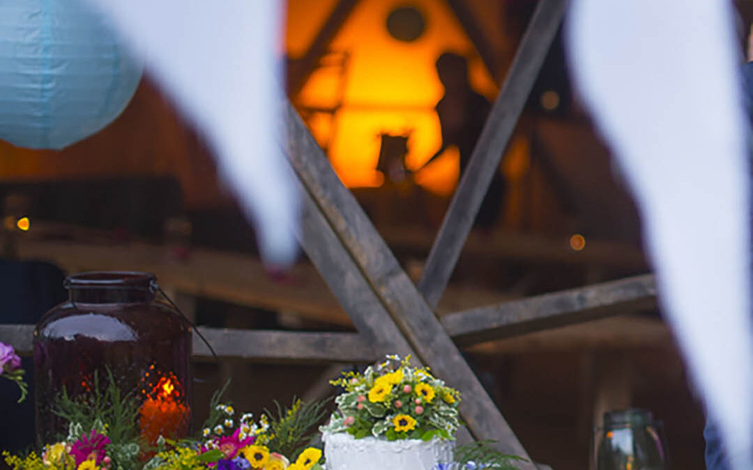 Festival Brides Love: The Plank Company's Timber Geo Dome Venue