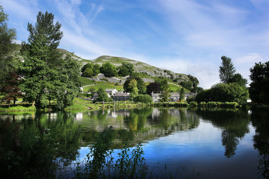 Festival Wedding Venue: Meadow, Lake and Woodland in The Yorkshire Dales