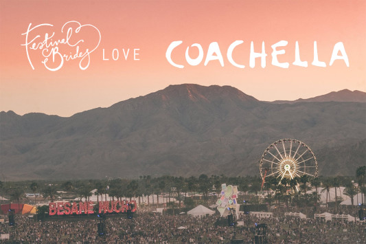 A Festival Wedding Moodboard…… As Seen at Coachella
