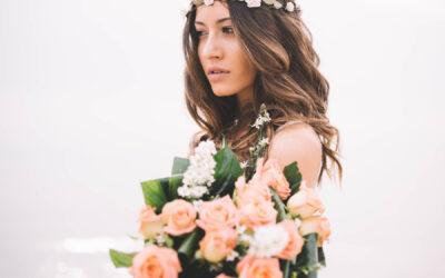 Enchanted Beach Styled Bridal Shoot by Quattro Studio