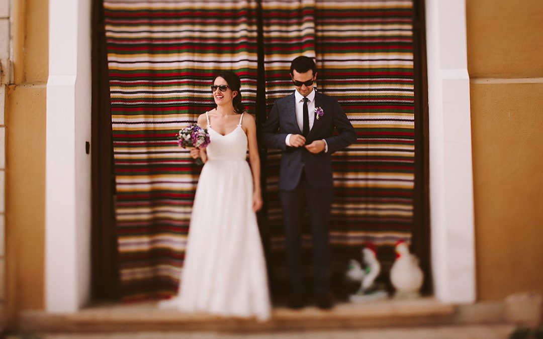Layla & Ramón's Laid Back Afternoon Wedding Party with Festival Vibes