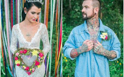 Bohemian Dreaming – A Free Spirited Styled Wedding Inspiration Shoot