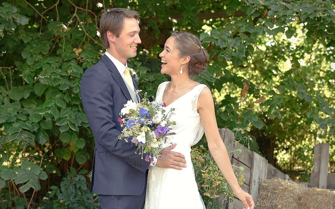 Nell and Duncan's Handmade & Rustic Festival Style Wedding