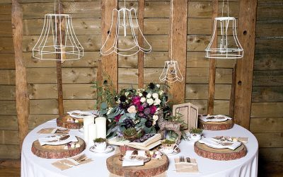 A Woodland & Village Fete Inspired Styled Shoot by Dolly Dimple Weddings