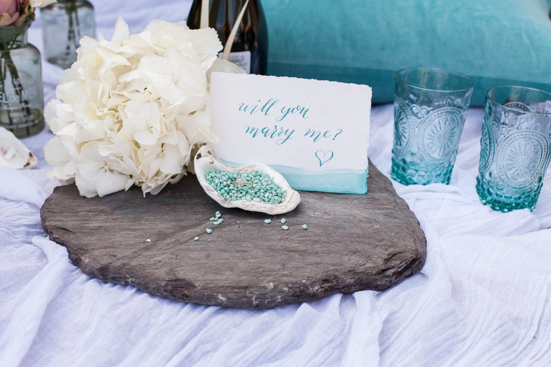 Beach engagement 1161