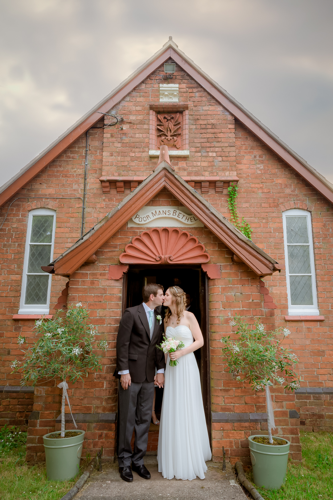 Bradley Chapel Blessing | Outdoor Marquee Wedding | Image by Rocksalt Photography