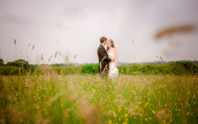 Ed and Jo's Relaxed and Homemade DIY Wedding on A Farm
