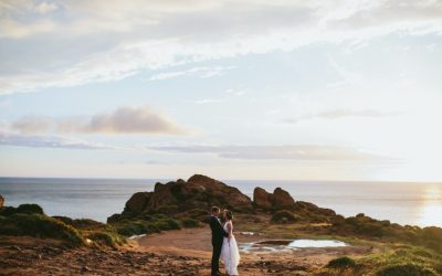 Aaron and Fiona's Rustic Country Wedding in Western Australia