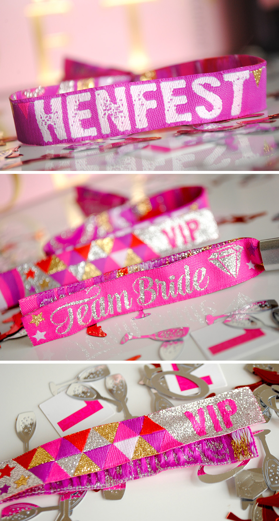 henfest-team-bride-hen-party-wristbands 2