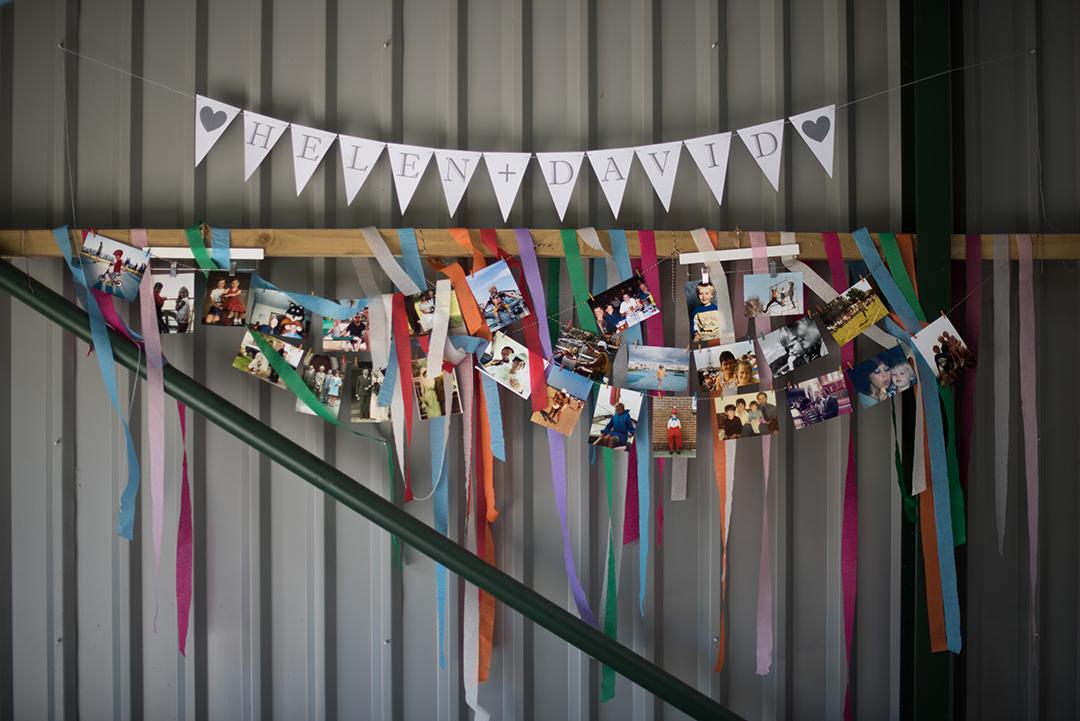 wedding decor ideas for a festival style wedding