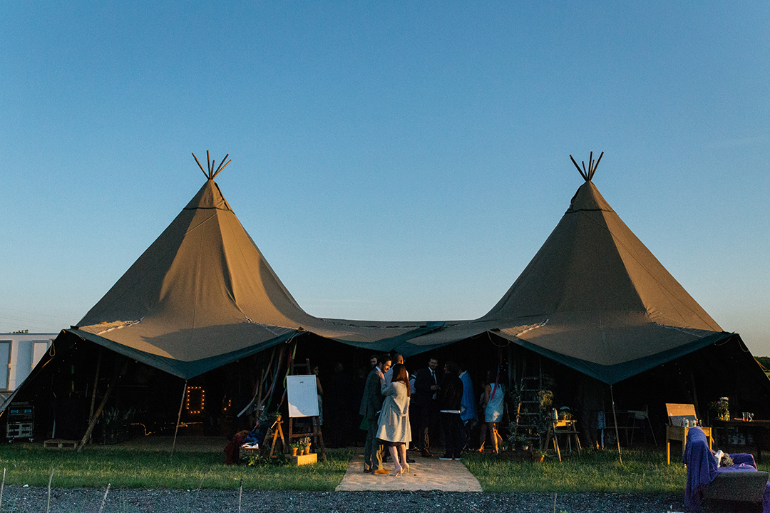 wedding-tipi-at-a-festival-style-wedding
