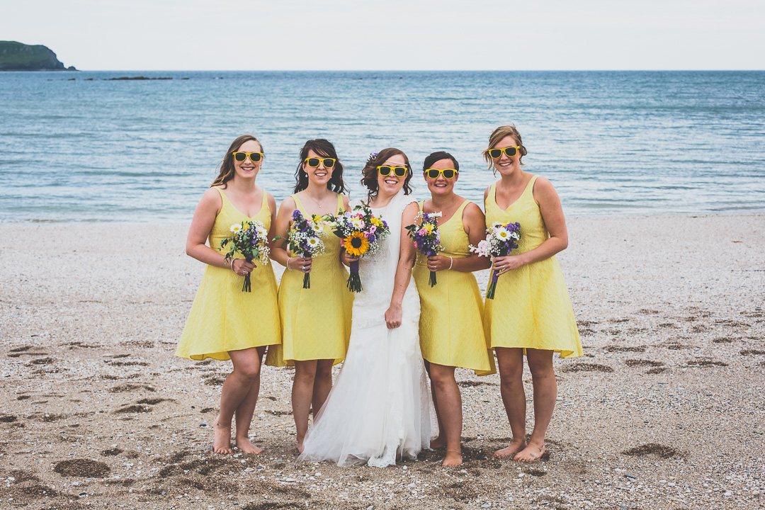 bride-and-bridesmaids-festival-style-wedding-in-devon-alexa-pope-photography