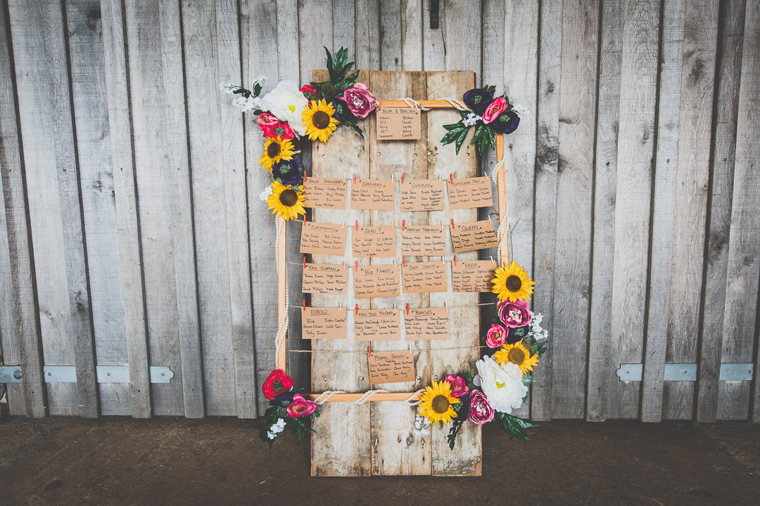 table-plan-festival-style-wedding-in-devon-alexa-pope-photography