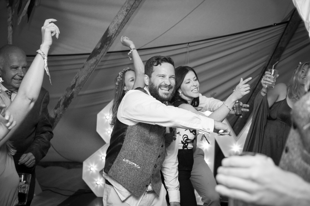 reception-party-sara-and-tims-festival-tipi-wedding