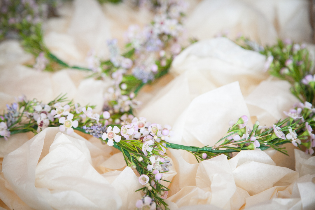 flower-hair-garlands-sara-and-tims-festival-wedding-joe-buford-photography