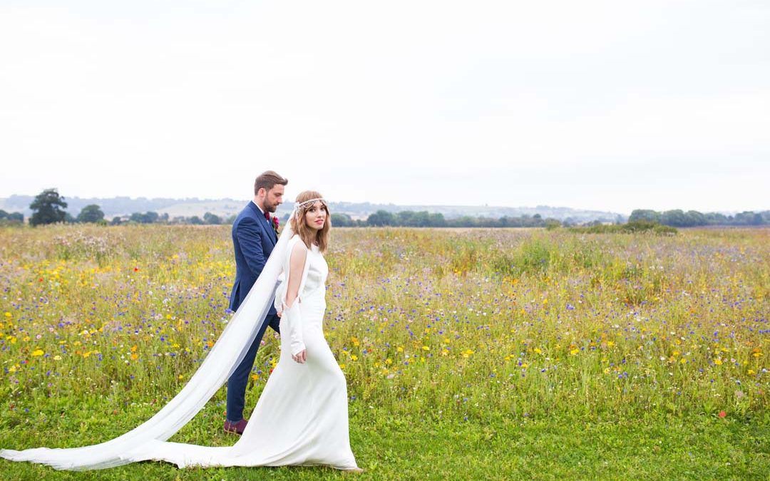 Frances and Derek's Moroccan Meets Yorkshire Tipi Wedding