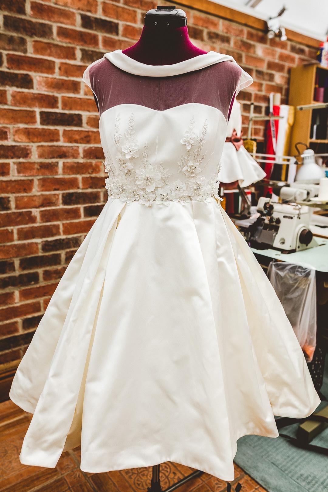 50's-style-bespoke-wedding-dress-tea-length-festival-style-wedding